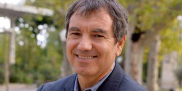 Thierry Aznar, président d'Hélénis.