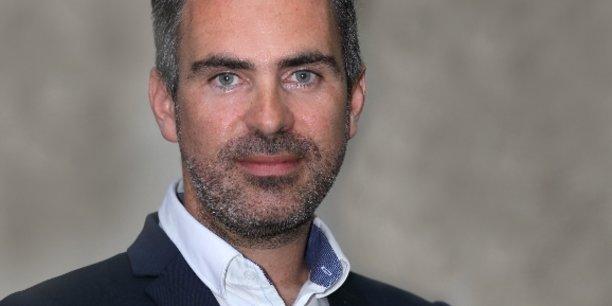 Laurent Villaret, directeur délégué chez Hélénis, et nouveau président de la FPI Occitanie Méditerranée.