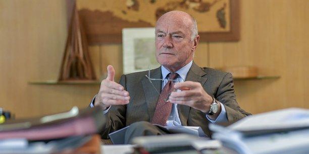 Alain Rousset va proposer au conseil régional de Nouvelle-Aquitaine de signer avec l'Etat le contrat de plafonnement de ses dépenses de fonctionnement à +1,2 % par an.