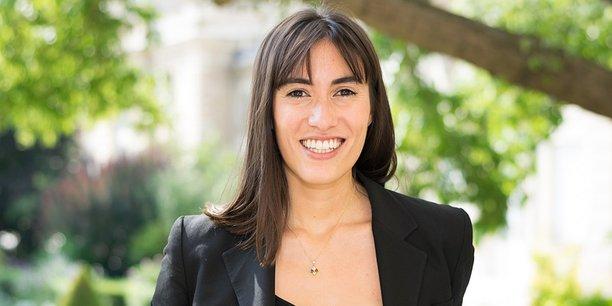 Paula Forteza, députée LRM des Français de l'étranger (Amérique latine et Caraïbes).