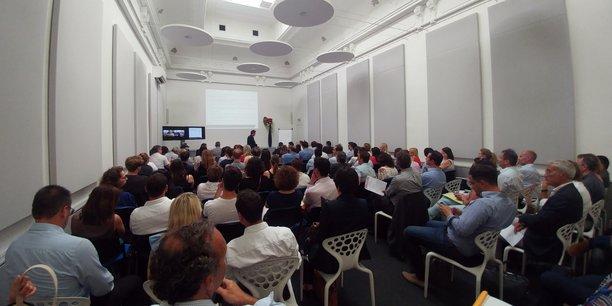 Près de 200 experts-comptables d'Aquitaine ont assisté, ce lundi 26 juin, à une formation sur le prélèvement à la source animée par la Direction générale des finances publiques.