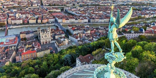 La métropole de Lyon est née une première fois sous la forme d'une communauté urbaine le 1er janvier 1969.