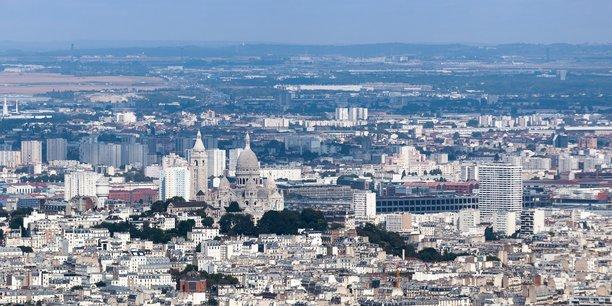 En Seine-Saint-Denis, seules les communes limitrophes du périphérique bénéficient d'un déploiement correct du très haut débit.