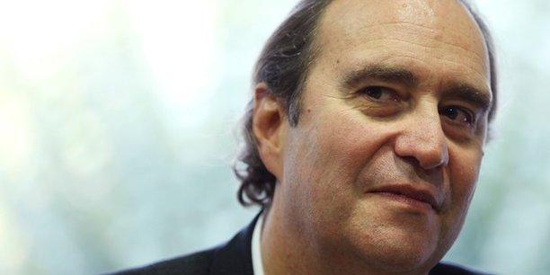 Xavier Niel, le fondateur et propriétaire d'Iliad (maison-mère de Free).