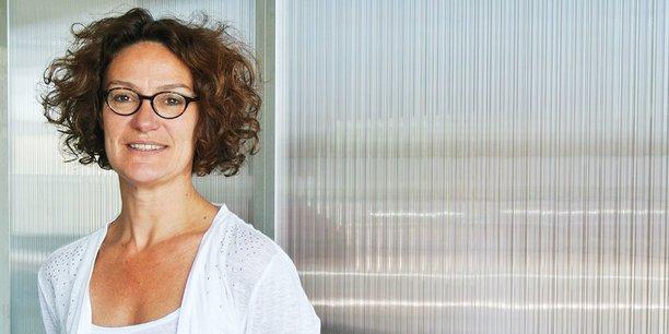 Stéphanie Savel, présidente de Wiseed.