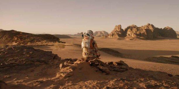 Seul sur Mars, de Ridley Scott (2015). Depuis la première mission spatiale qui lui a été consacrée, en 1965, la Planète rouge suscite toujours plus de convoitises et de fantasmes.