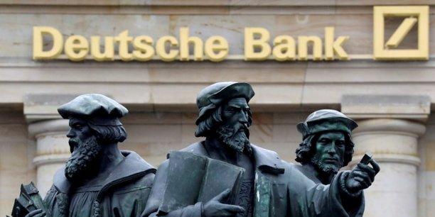 La Deutsche Bank avait pourtant réussi la première phase des tests de résistance de la Fed sur le niveau de fonds propres de sa filiale américaine, la semaine dernière. Le plan de distribution du capital (dividende, rachat d'actions) et la façon dont il a été élaboré ne satisfont pas le superviseur américain.
