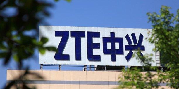 Ces derniers mois, ZTE a été contraint de suspendre ses activités.