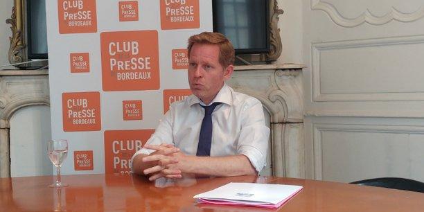 Clément Rossignol Puech est le maire (EELV) de Bègles depuis juin 2017. Il succède à Noël Mamère et ses 28 ans de mandats.