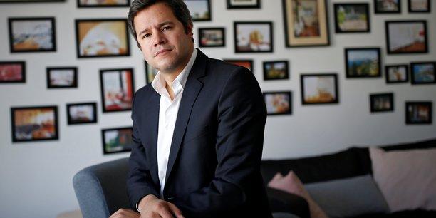 Emmanuel Marill, le directeur France et Belgique d'Airbnb