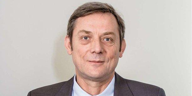 Hervé Le Caignec, président du groupement Lisea, concessionnaire privé du tronçon de LGV Bordeaux-Tours.