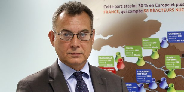 Pierre-Franck Chevet, président de l'Autorité de sûreté nucléaire (ASN) jusqu'en novembre 2018.