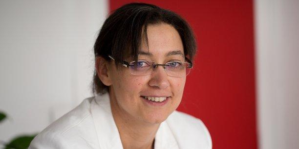 Depuis le 3 juillet, Olivia Jérémie, 41 ans, est la nouvelle directrice générale de la Maison de l'initiative.