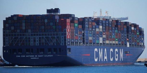CMA CGM cesse ses activités en Iran sous la pression des Etats-Unis et de l'extraterritorialités des lois américaines.