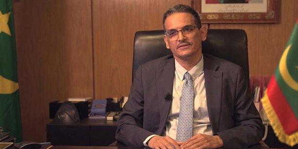 Abdel Aziz Ould Dahi, gouverneur de la Banque Centrale de Mauritanie (BCM).