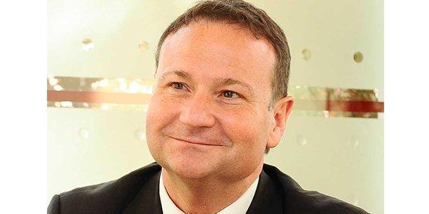 Jean-Yves Dupuy, président du comité régional FBF de Nouvelle-Aquitaine