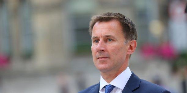 Il s'agit du premier voyage à l'étranger de cette importance pour M. Hunt depuis sa nomination, début juillet, aux Affaires étrangères suite à la démission de son prédecesseur Boris Johnson.