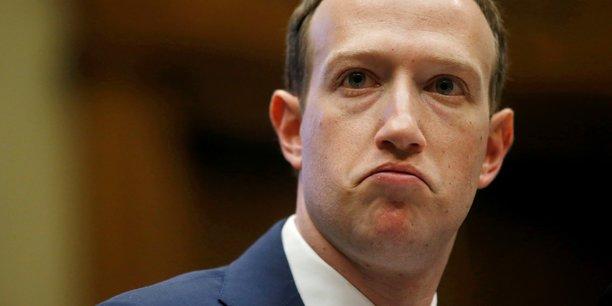 Mark Zuckerberg, Pdg et co-fondateur de Facebook, était auditionné le 10 et 11 avril 2018 par le Congrès américain dans le cadre de l'affaire Cambridge Analytica.