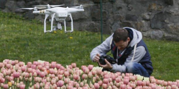 test drone airdog