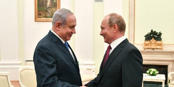 Netanyahu demande a poutine de faire partir les iraniens de syrie[reuters.com]