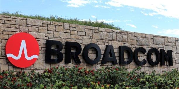 Broadcom sur le point de racheter ca pour 19 milliards de dollars[reuters.com]