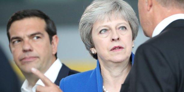 Le gouvernement britannique livre sa vision du brexit[reuters.com]