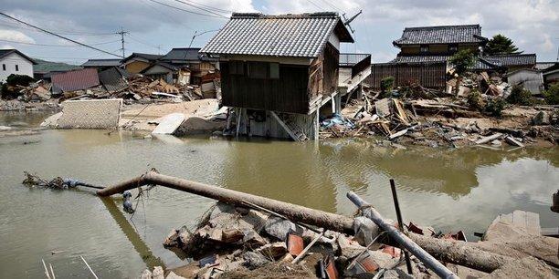 Intemperies au japon: le bilan s'alourdit a 195 morts[reuters.com]