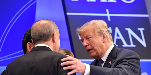 Donald trump s'en prend encore a ses allies de l'otan[reuters.com]