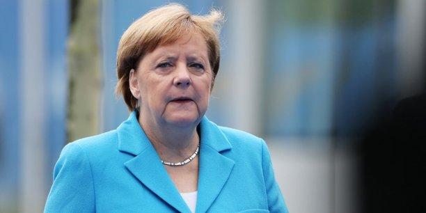 Merkel evoque un sommet de l'otan intense, l'allemagne doit en faire plus[reuters.com]