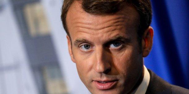 Macron accuse de vouloir imposer un regime presidentiel[reuters.com]