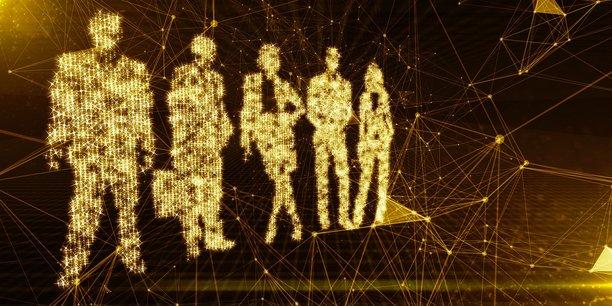Chaque participant au système a accès à l'ensemble de l'information validée.