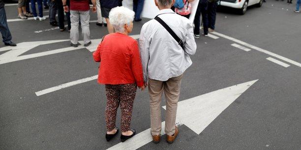 Le fond de reserve des retraites des papy-boomers au plus bas[reuters.com]