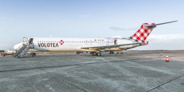 Aéroport Lyon - Saint-Exupéry : quatre nouvelles destinations pour Volotea