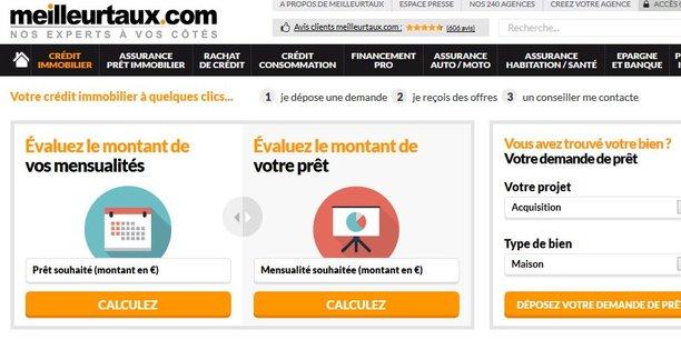 Le Courtier Meilleurtaux Rachete Le Site Cbanque