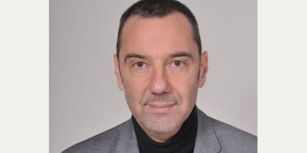 Olivier Giorgiucci, directeur d'Eiffage Route Méditerranée.
