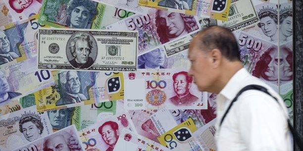 La monnaie chinoise a atteint son plus bas niveau par rapport au dollar depuis plus d'un an, ce qui améliore encore la compétitivité des produits chinois.