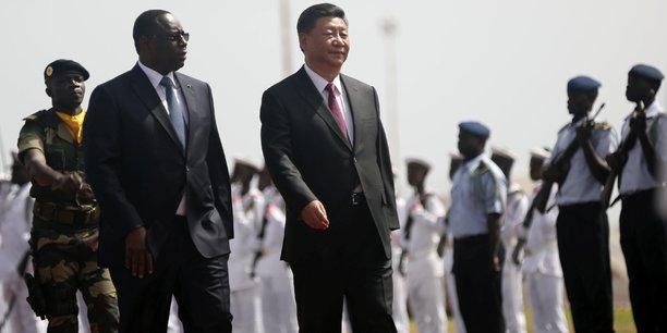 Le président Xi Jinping au Sénégal pour resserrer les liens économiques avec l'Afrique