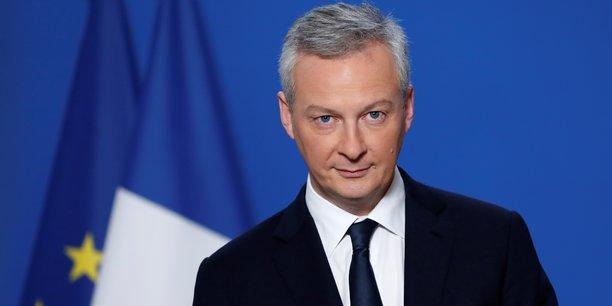 Bruno Le Maire veut ramener les Etats-Unis à la raison et au respect des alliés