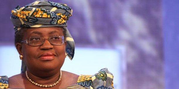 Ngozi Okonjo Iweala, candidate du Nigeria pour diriger l'Organisation mondiale du commerce (OMC).