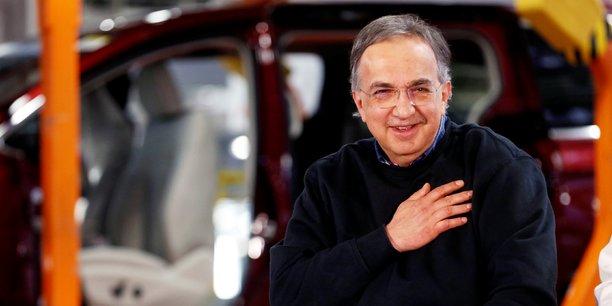 Sergio Marchionne sera remplacé par le patron de Jeep, la poule aux oeufs d'or du groupe.