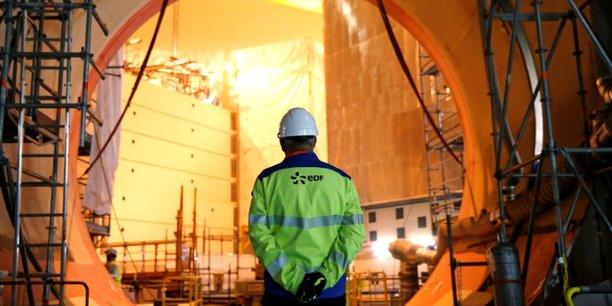 Le chargement du combustible de l'EPR de Flamanville était officiellement attendu fin 2018.