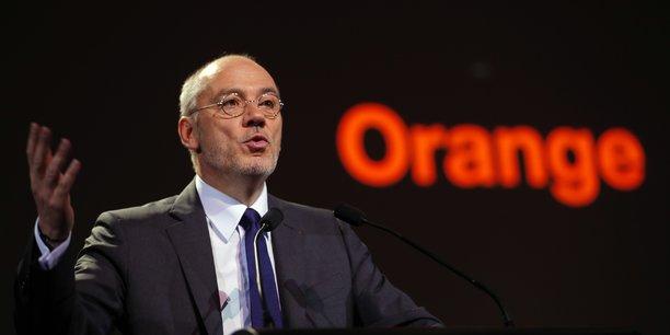 Stéphane Richard, le PDG de l'opérateur historique, juge que la consolidation sera un sujet en 2019.
