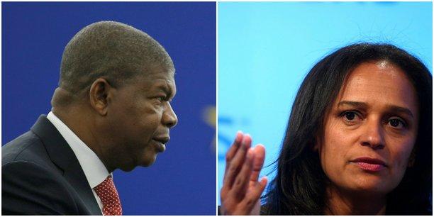 Angola : nouvelles déclarations d'Isabel dos Santos, remportera-t-elle le bras de fer avec le président Laurenço ? [Exclusif]