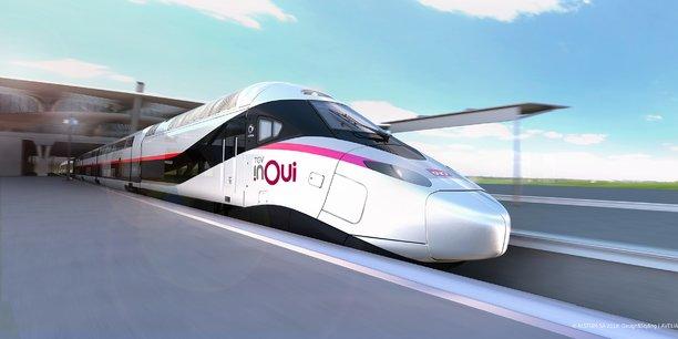 Dix des 12 sites français d'Alstom (dont l'usine de Belfort), avec qui le partenariat pour l'élaboration de ce TGV du futur a commencé en 2016, participeront au développement et à sa fabrication.