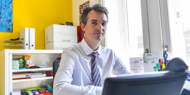 David Tondellier est le délégué régional Nouvelle-Aquitaine du Fafiec, l'organisme paritaire collecteur agréé des entreprises du numérique, de l'ingénierie, du conseil, des études et de l'évènementiel
