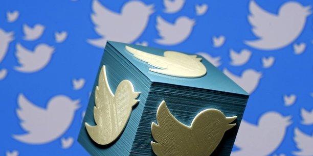 Le site de micro-blogging Twitter a perdu un million d'usagers mensuels, pour tomber à 335 millions au deuxième trimestre 2018.