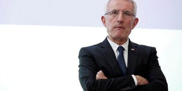 Guillaume Pépy, président de la SNCF.