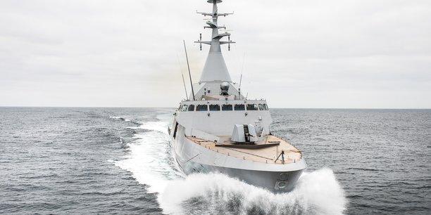 Le secrétaire d'Etat en charge de l'Armement Andrei Ignat, chargé de la procédure de l'appel d'offres pour l'acquisition de quatre corvettes, a suspendu la procédure en invoquant notamment des soupçons d'illégalités raisonnables.