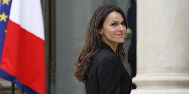 La ministre de la Culture et de la communication Aurélie Filippett. Copyright Reuters