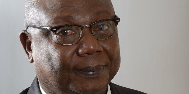 Martin Ziguélé, ancien Premier Ministre de Centrafrique.